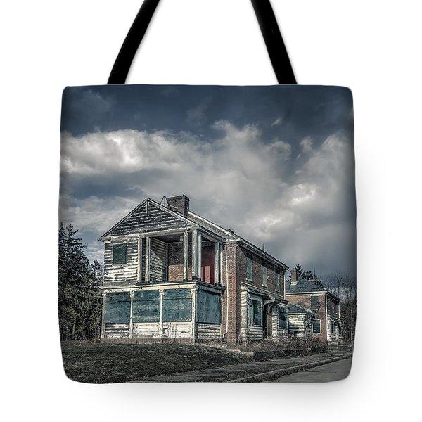 Dead End Street Tote Bag