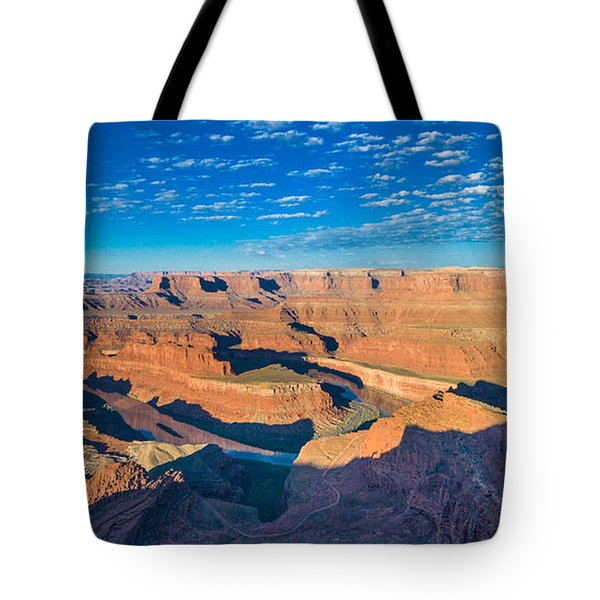Tote Bag featuring the photograph Dead Horse Point by Juergen Klust