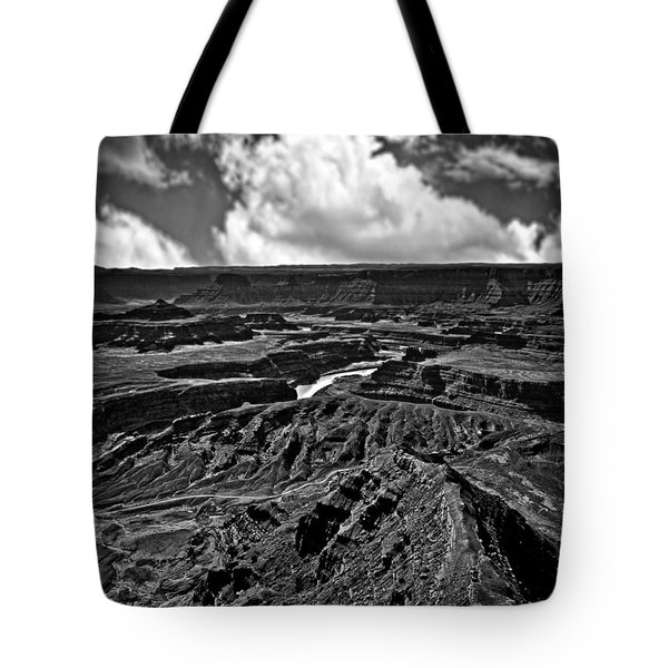 Dead Horse Point Utah Tote Bag by Bob and Nadine Johnston