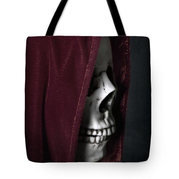 Dead Knight Tote Bag by Joana Kruse