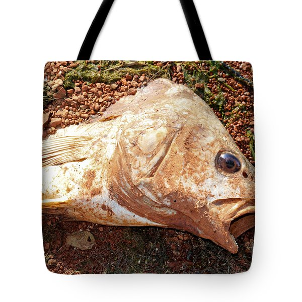 Dead Or Alive? Tote Bag