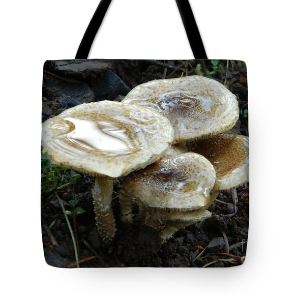 Deadly Beauty 1 Tote Bag by Chalet Roome-Rigdon