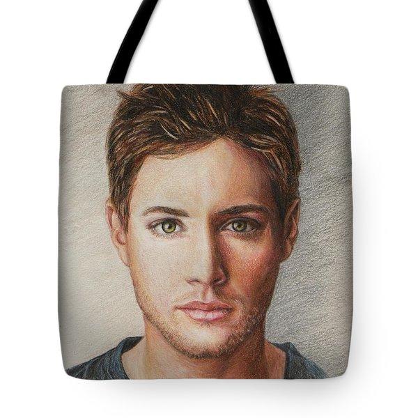 Dean Winchester / Jensen Ackles Tote Bag
