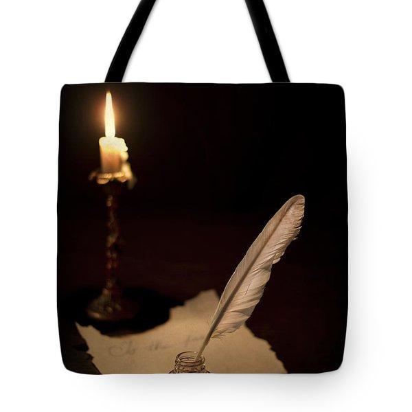 Dear Diary... Tote Bag
