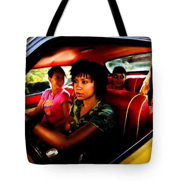 Death Proof - Quentin Tarantino - 2007 Tote Bag