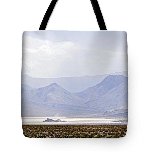 Death Valley Racetrack, Death Valley Tote Bag