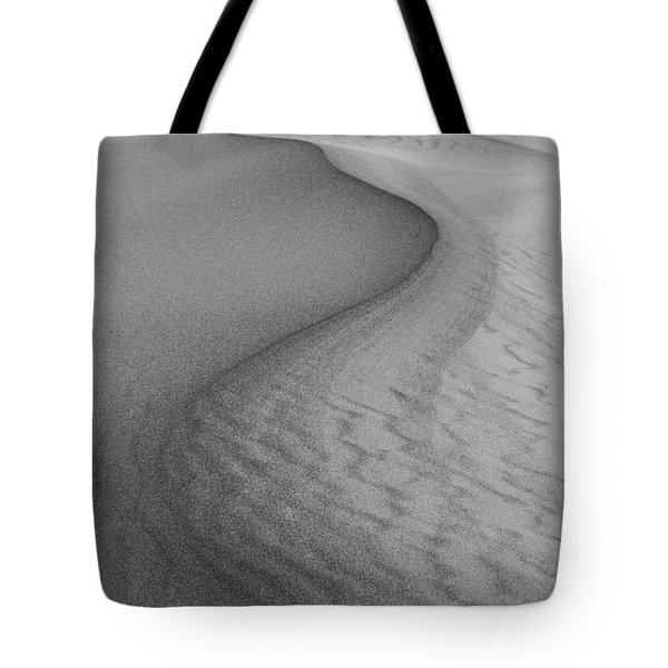Death Valley Sand Dunes Tote Bag