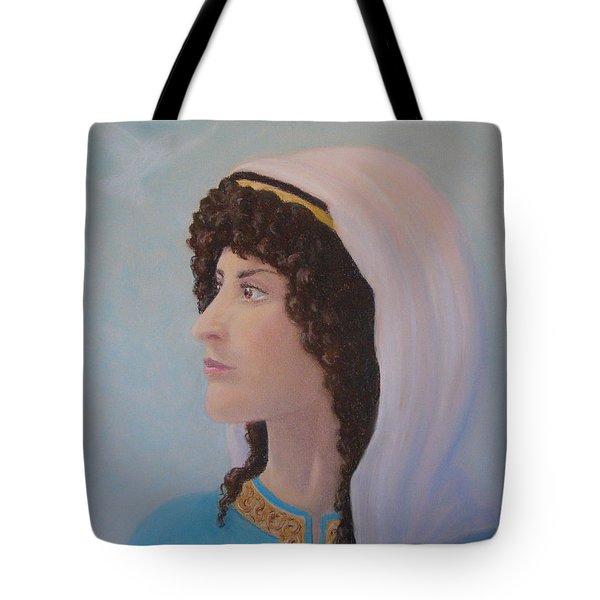 Deborah    Prophetess And Judge Tote Bag