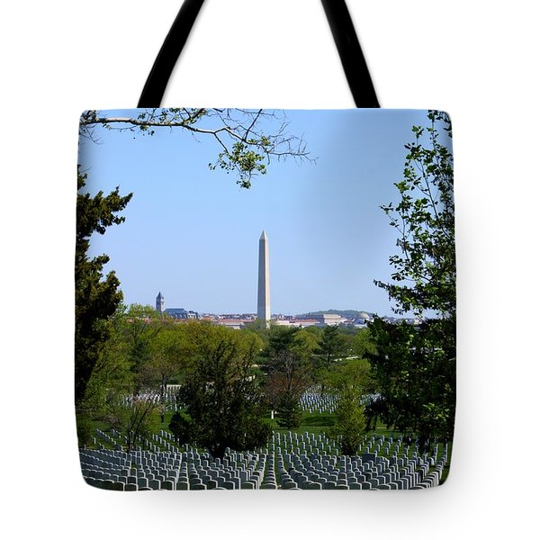 Debt Of Gratitude Tote Bag by Patti Whitten