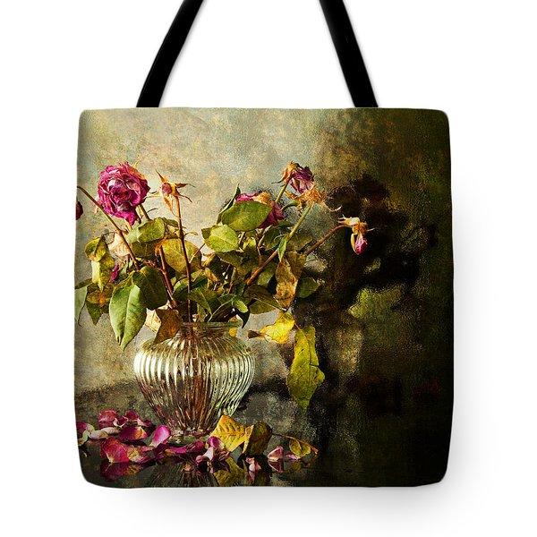 Decadence 1 Tote Bag by Theresa Tahara