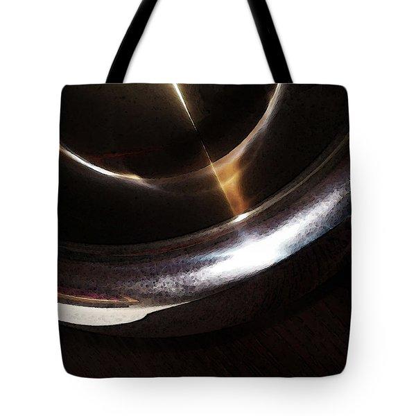 Decadence - Art By Sharon Cummings Tote Bag by Sharon Cummings