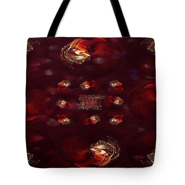Decadence Tote Bag