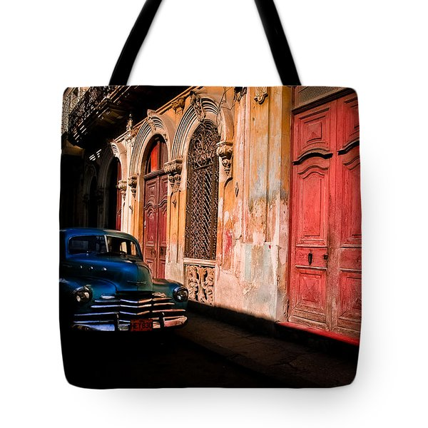 Decaying Beauty  Tote Bag by Cecil K Brissette