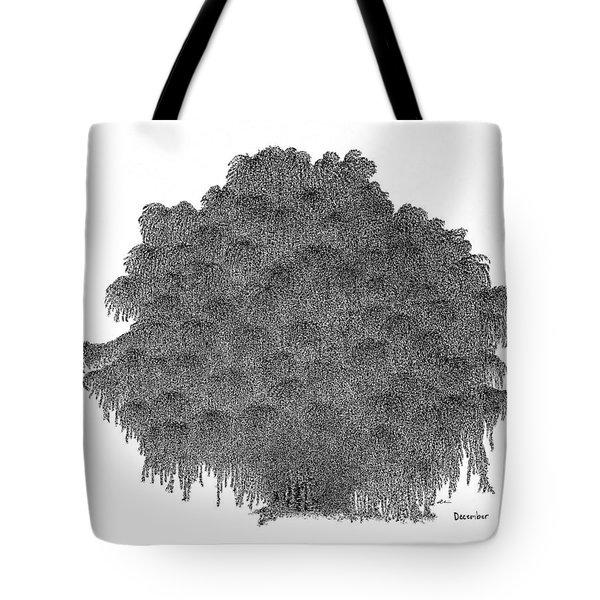 December '12 Tote Bag