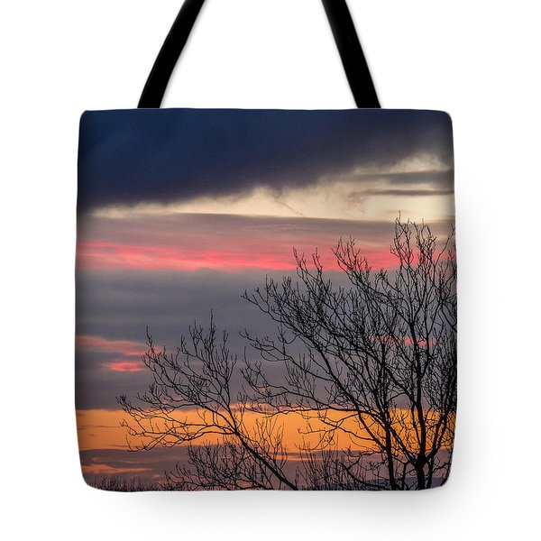 December County Clare Sunrise Tote Bag