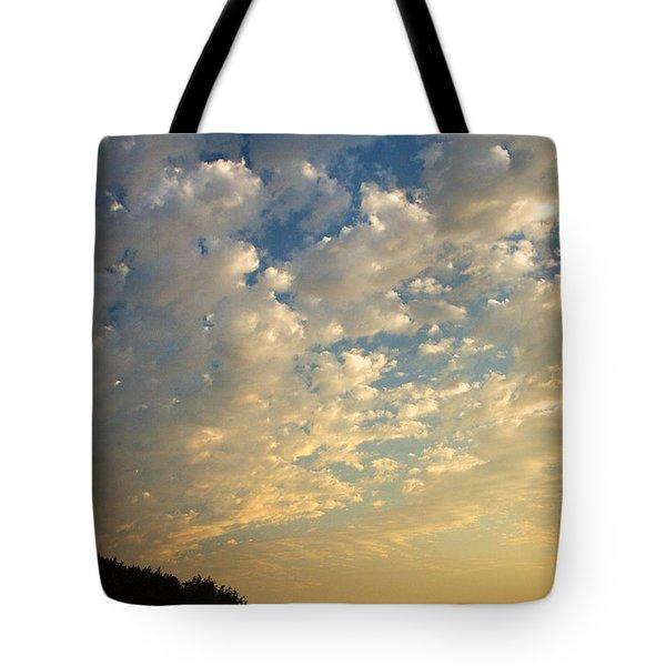 Deception Pass Tote Bag by Sonya Lang