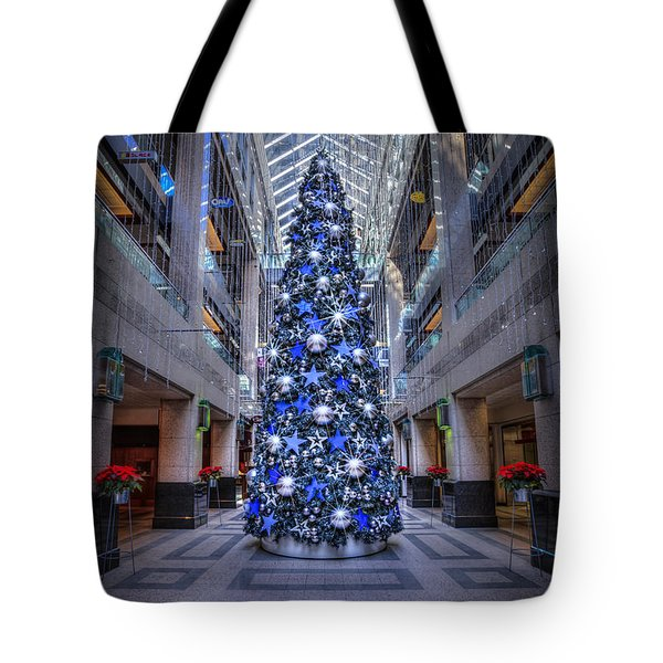 Deck The Halls Tote Bag
