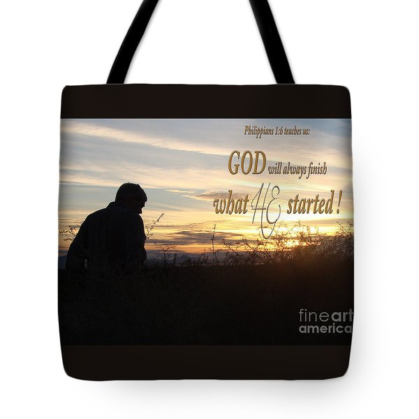 Declare Gods Word Tote Bag by Beverly Guilliams