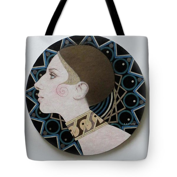 Deco Barbra Tote Bag