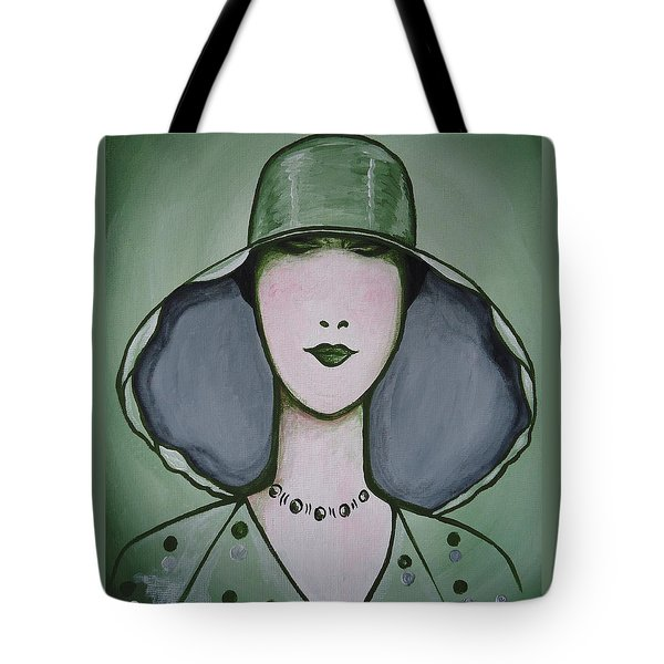 Deco Chic Tote Bag