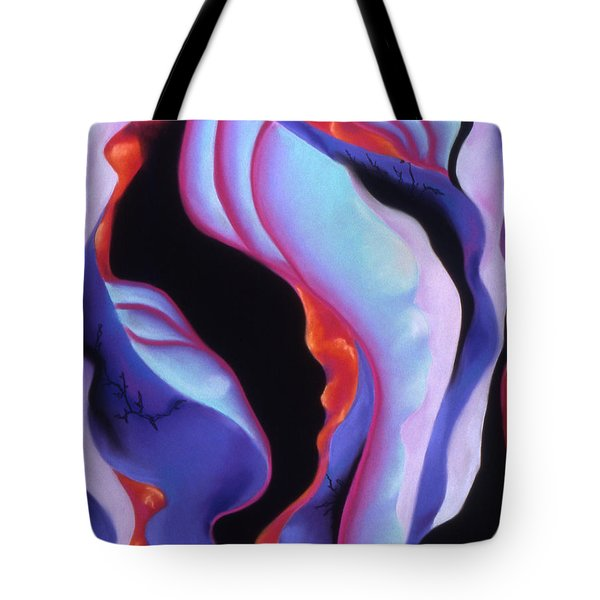 Deco Tote Bag by Susan Will