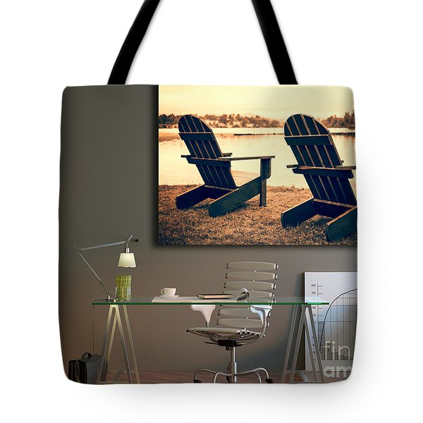 Decorating With Fine Art Photography Tote Bag by Edward Fielding