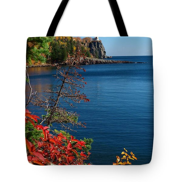 Deep Blue Superior Tote Bag