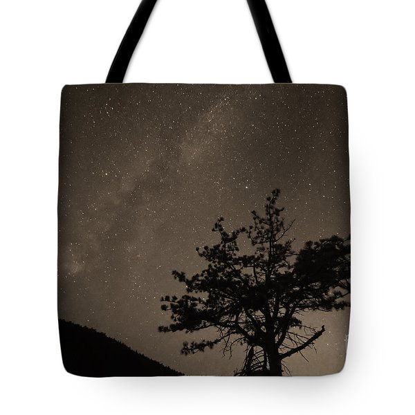 Deep Deep Deep Into The Night  Tote Bag by James BO  Insogna