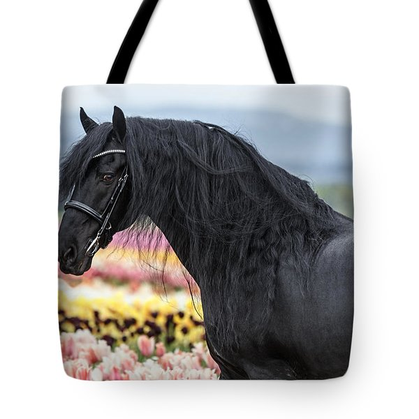 Deep In The Fields Tote Bag