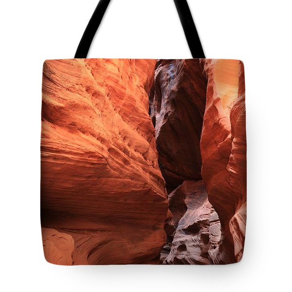 Deep In The Narrows Tote Bag