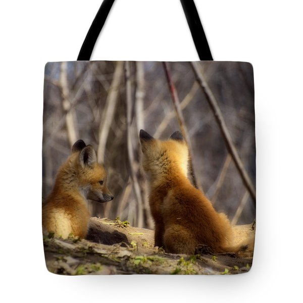 Deep In Thought 1 Tote Bag