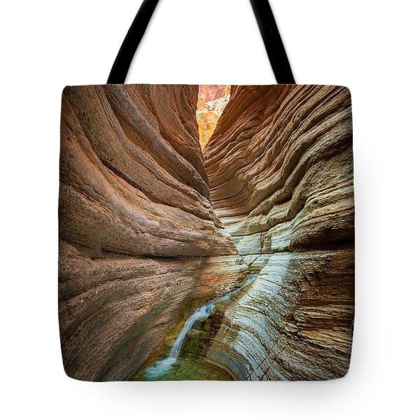 Deep Inside Tote Bag