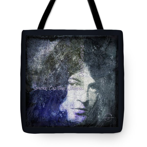 Deep Purple - Smoke On The Water Tote Bag