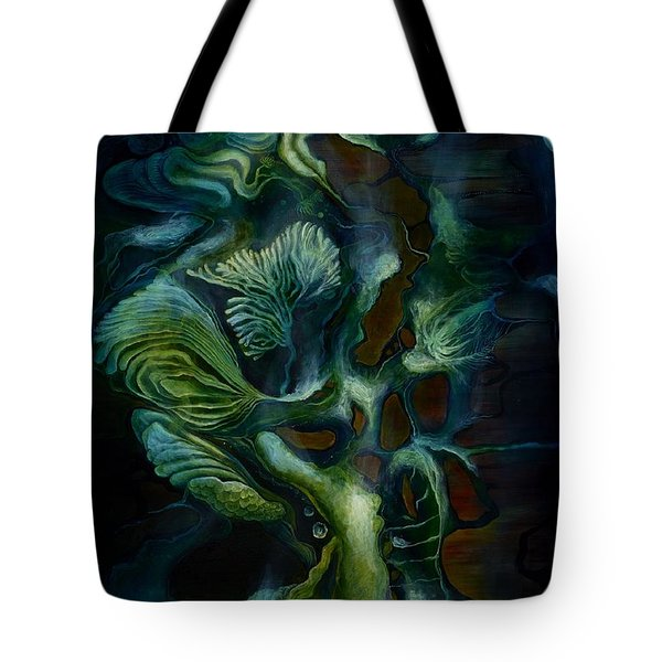 Deep Sea Within Tote Bag