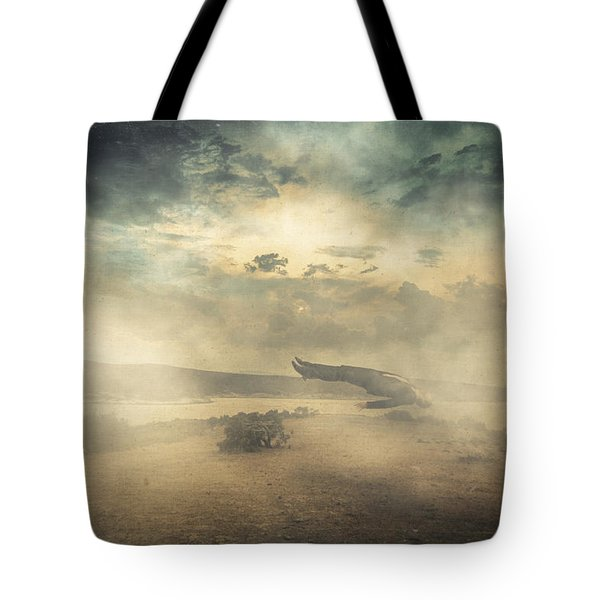 Deep Sleep Tote Bag by Taylan Apukovska
