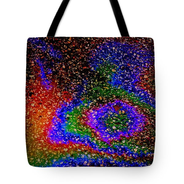 Deep Space Nine Tote Bag by Frozen in Time Fine Art Photography
