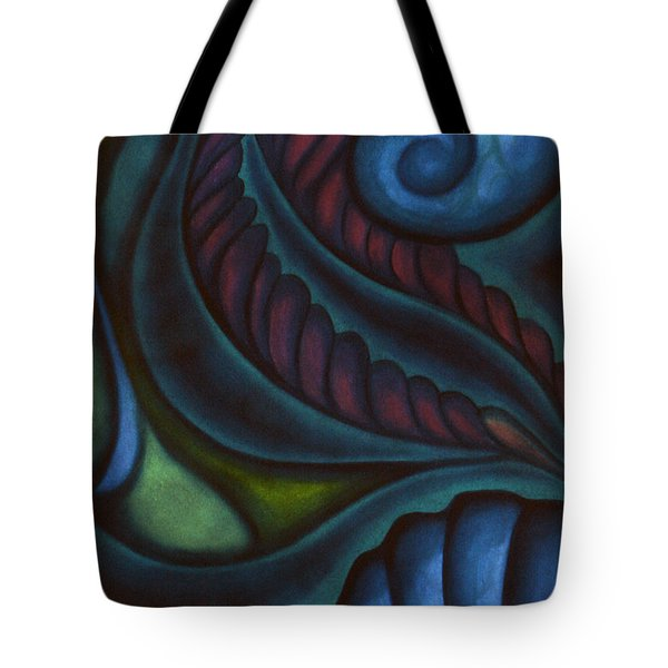 Deep Tote Bag by Susan Will
