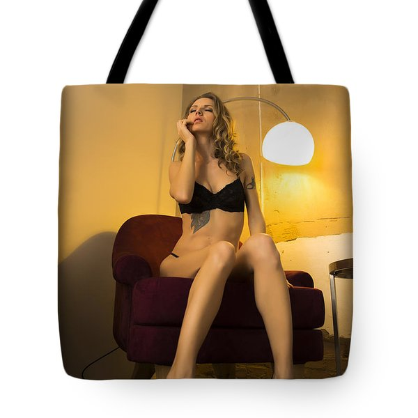 Deep Thoughts 1 Tote Bag