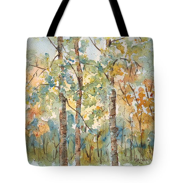 Deep Woods Waskesiu Tote Bag