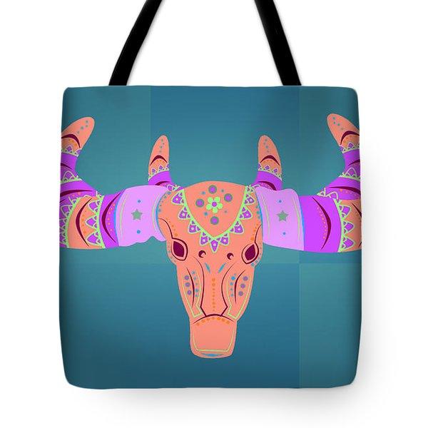 Deer 3 Tote Bag by Mark Ashkenazi