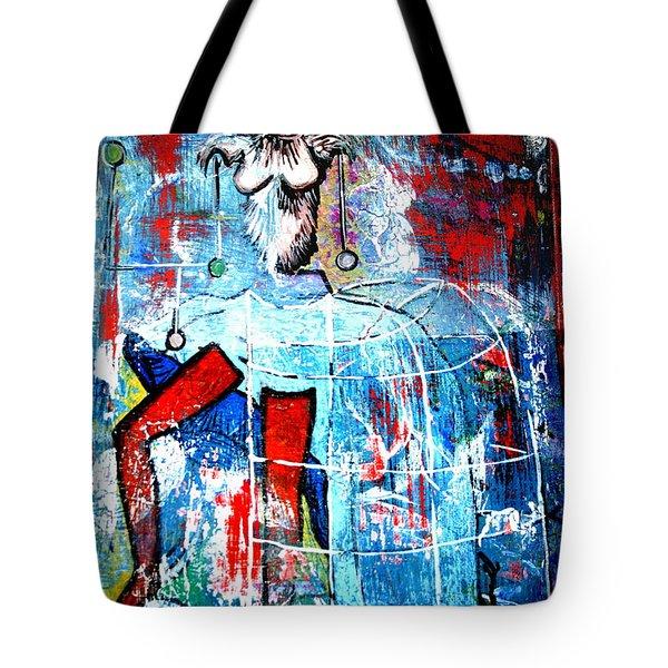 Deer Style Tote Bag