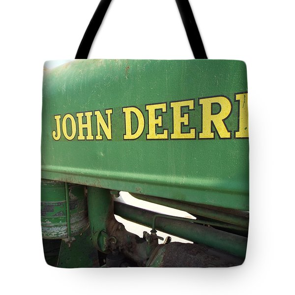 Deere Support Tote Bag