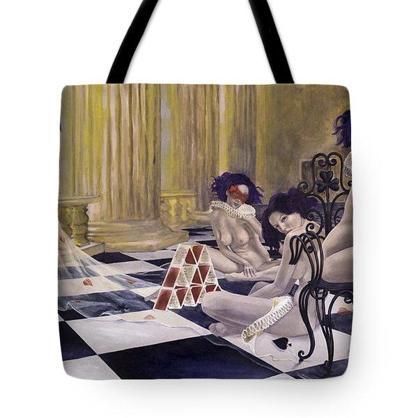 Defenceless Tote Bag by Dorina  Costras