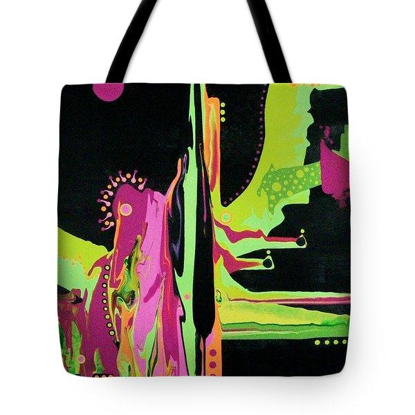 Definitely Not The Opera Tote Bag