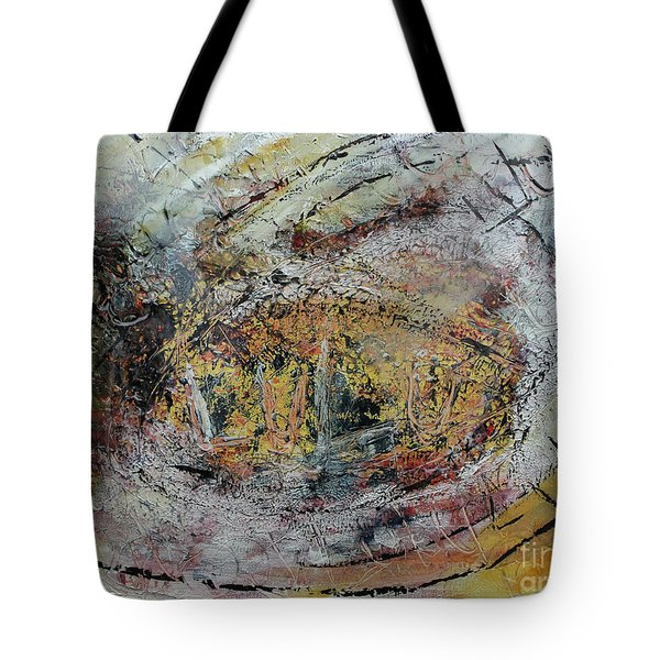 Degriffe Tote Bag