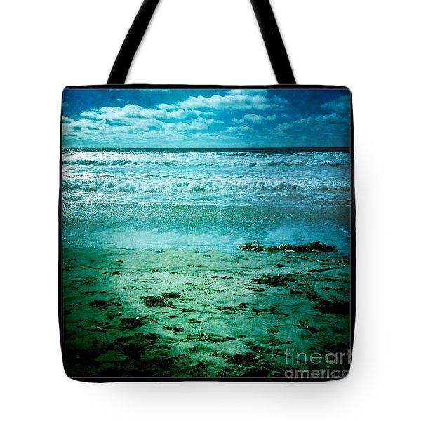 Del Mar Glow Tote Bag