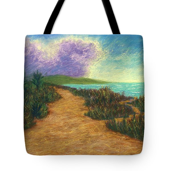 Del Mar Trails 02 Tote Bag