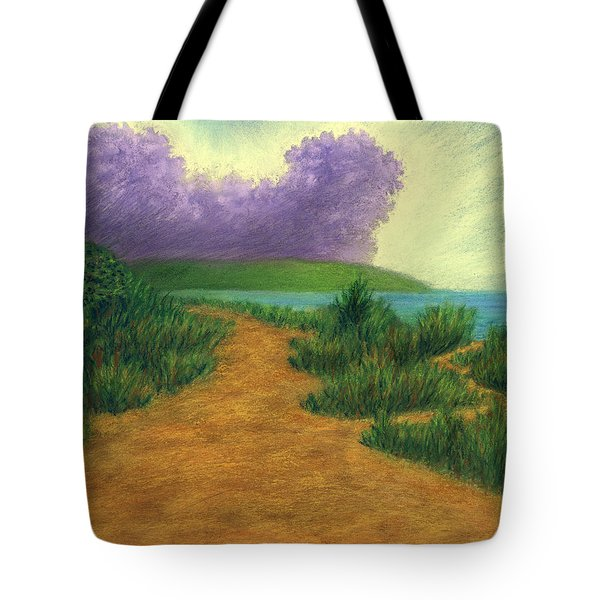 Del Mar Trails 03 Tote Bag