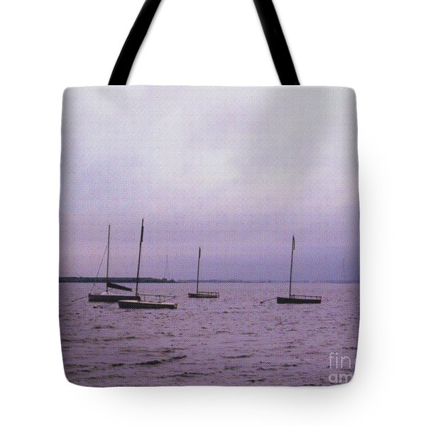 Delaware Harbor Tote Bag