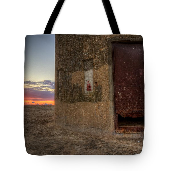 Delaware Lookout Tower Tote Bag